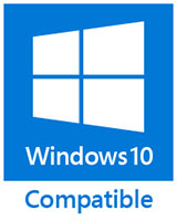 Talex Compatible with Windows 10