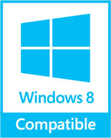Talex Compatible with Windows 8